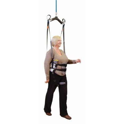 Standing Harness (LS) 1 Cutout