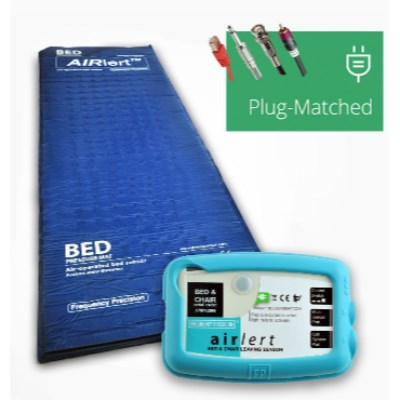 Airlet Bed Pressure Mat - plug matched R