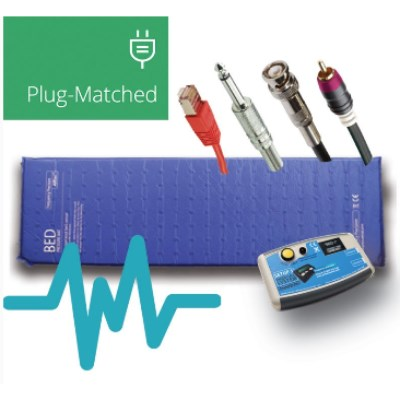 Convulsion sensor - plug matched R