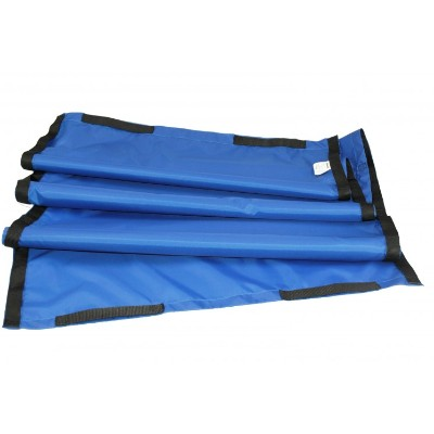 Washable Flat Sheet with Handles